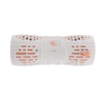Přenosný reproduktor GoGEN BS 115STRG bílý/růžový