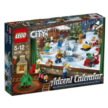 Stavebnice LEGO® CITY® 60155 Adventní kalendář