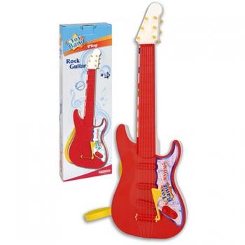 Kytara Alltoys rocková, 6 strun