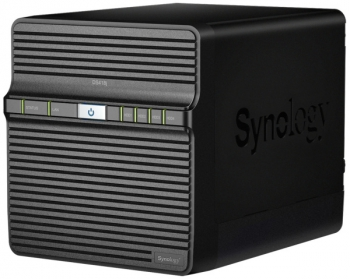 Datové uložiště (NAS) Synology DS418j černé