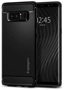 Kryt na mobil Spigen Rugged Armor Samsung Galaxy Note 8 černý