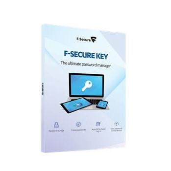 Software F-Secure F-Secure KEY Premium, x zařízení / 2 roky