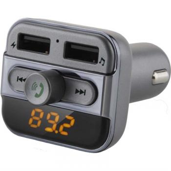 FM Transmitter Hyundai FMT 520 BT CHARGE šedý