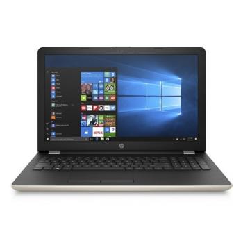 Notebook HP 15-bw032nc zlatý