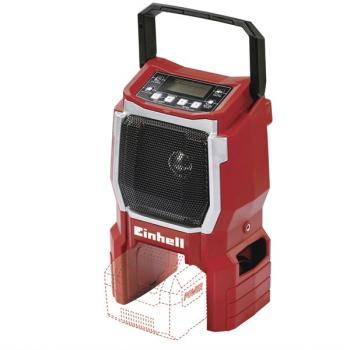 Stavební rádio Einhell TE-CR 18 Li-Solo