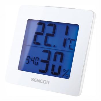 Meteorologická stanice Sencor SWS 1500 W bílá