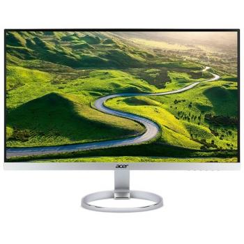 Monitor Acer H277HKSMIPUZ stříbrný
