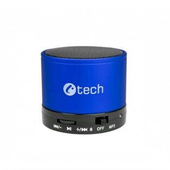 Přenosný reproduktor C-Tech SPK-04L modrý