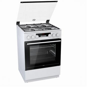 Kombinovaný sporák Mora Premium K 868 AW6 bílý