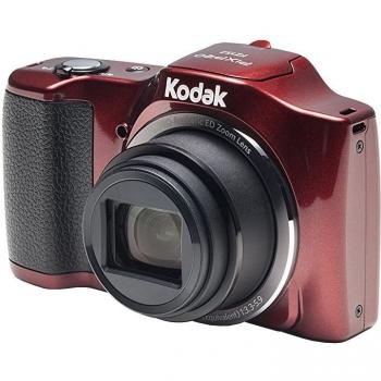 Digitální fotoaparát Kodak Friendly Zoom FZ152 červený