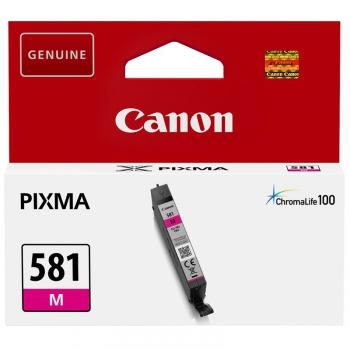 Inkoustová náplň Canon CLI-581 M