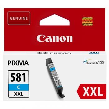 Inkoustová náplň Canon CLI-581XXL C