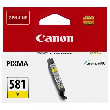Inkoustová náplň Canon CLI-581 Y