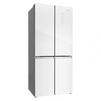 Americká lednice Concept LA8783wh bílá