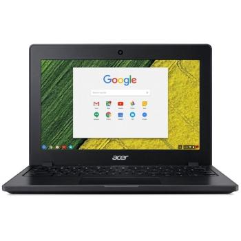 Notebook Acer Chromebook 11 (C771T-C27A) černý + dárky