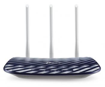 Router TP-Link Archer C20 V4 + IP TV na 1 měsíc ZDARMA modrý