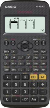 Kalkulačka Casio FX 350 EX černá
