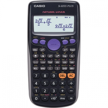 Kalkulačka Casio FX 82ES PLUS černá