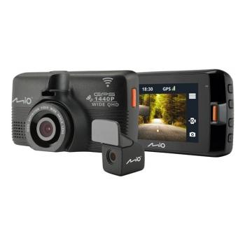 Autokamera Mio MiVue 752 Wi-Fi DUAL černá