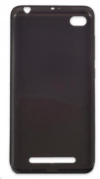 Kryt na mobil Xiaomi Soft Case pro Redmi 4A černý