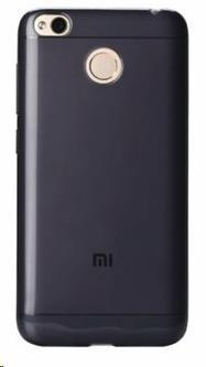 Kryt na mobil Xiaomi Redmi 4X Soft Case černý
