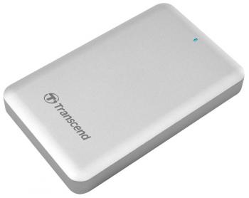 """Externí pevný disk 2,5"""" Transcend StoreJet 300 2TB stříbrný"""