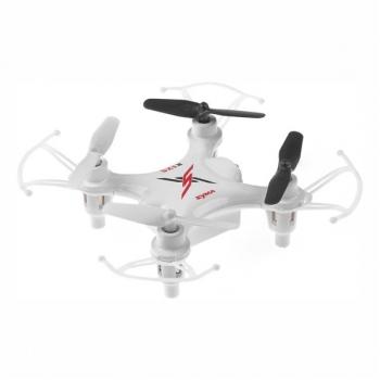 Dron SYMA X12S 4 bílý