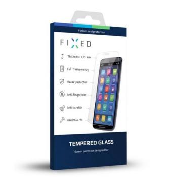 Ochranné sklo FIXED pro Huawei Y5 (2017) / Y6 (2017) průhledné