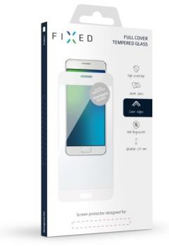Ochranné sklo FIXED Full-Cover pro Huawei Mate 10 Lite bílé