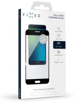Ochranné sklo FIXED Full-Cover pro Samsung Galaxy A3 (2017) černé