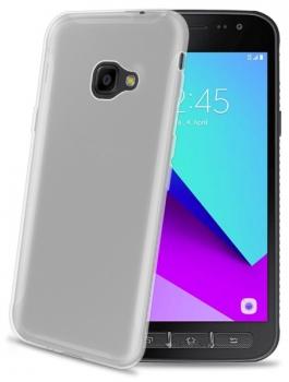 Kryt na mobil Celly Gelskin pro Samsung Galaxy Xcover 4 (G390) průhledný