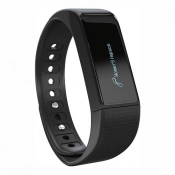 Fitness náramek LAMAX BFit černý