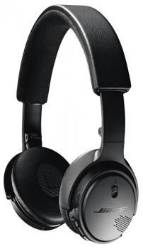Sluchátka Bose On-Ear Wireless černá