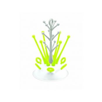 Odkapávač kojeneckých lahví Beaba neon