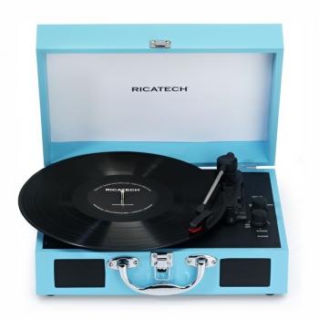 Gramofon Ricatech RTT21 Advanced modrý