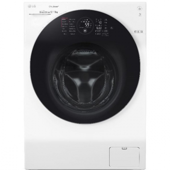 Pračka se sušičkou LG TWINWash™ F126G1BCH2N bílá