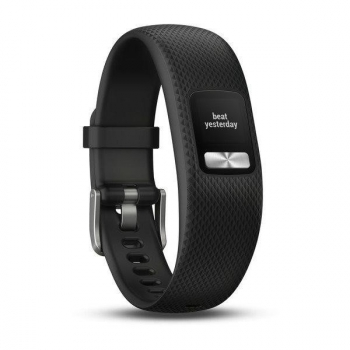Fitness náramek Garmin vívofit4 (velikost S/M) černý