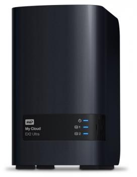 Datové uložiště (NAS) Western Digital My Cloud EX2 Ultra 8TB černé