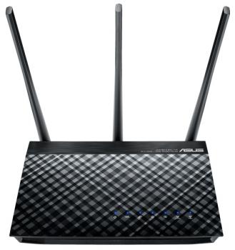 Router Asus DSL-AC51 - AC750 dvoupásmový ADSL/VDSL Wi-Fi Modem router