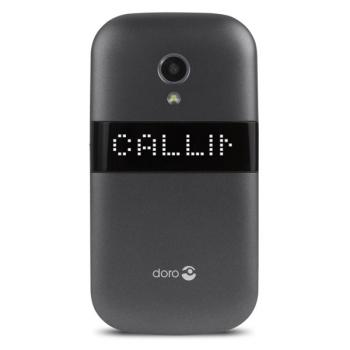 Mobilní telefon Doro 6050 Dual SIM bílý