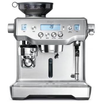 Espresso SAGE BES980 stříbrné