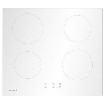 Indukční varná deska Concept IDV2560wh bílá