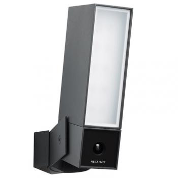 Zabezpečovací kamera Netatmo Presence černá