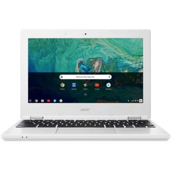 Notebook Acer Chromebook 11 (CB3-132-C3XJ) bílý