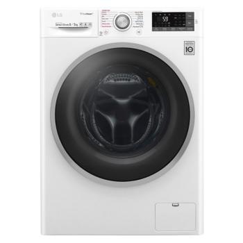 Automatická pračka se sušičkou LG F84J7TH1W bílá