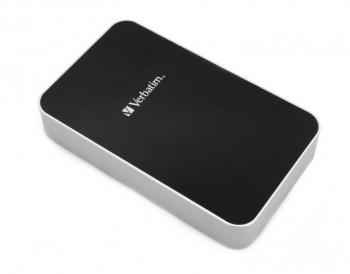 Powerbank Verbatim 13000mAh černý/hliník
