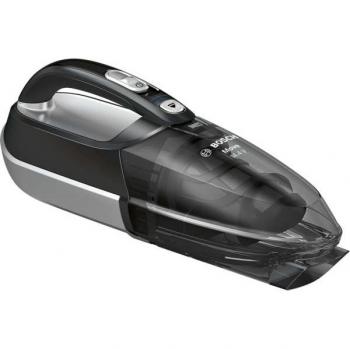 Akumulátorový vysavač Bosch Move BHN14090 černý/stříbrný