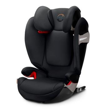 Autosedačka Cybex Solution S-fix 2018, 15-36kg, Lavastone Black