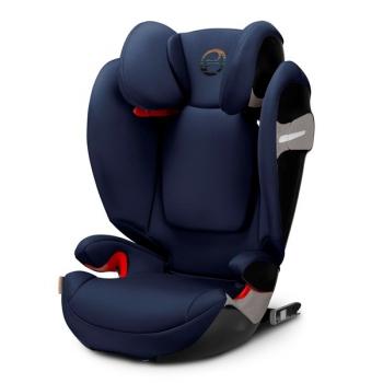 Autosedačka Cybex Solution S-fix 2018, 15-36kg, Denim Blue