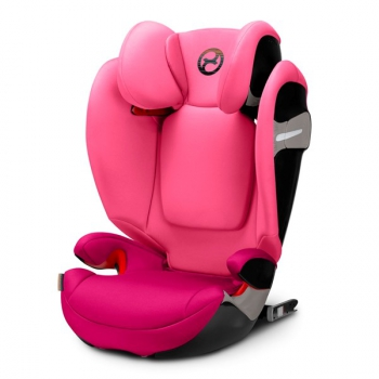 Autosedačka Cybex Solution S-fix 2018, 15-36kg, Passion Pink